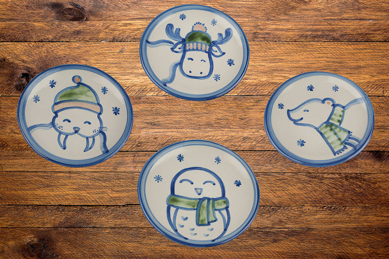 Appetizer Set - Polar Pals