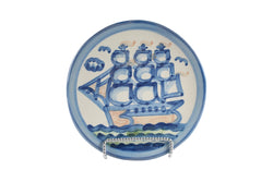 "6"" Bread Plate - Ship"