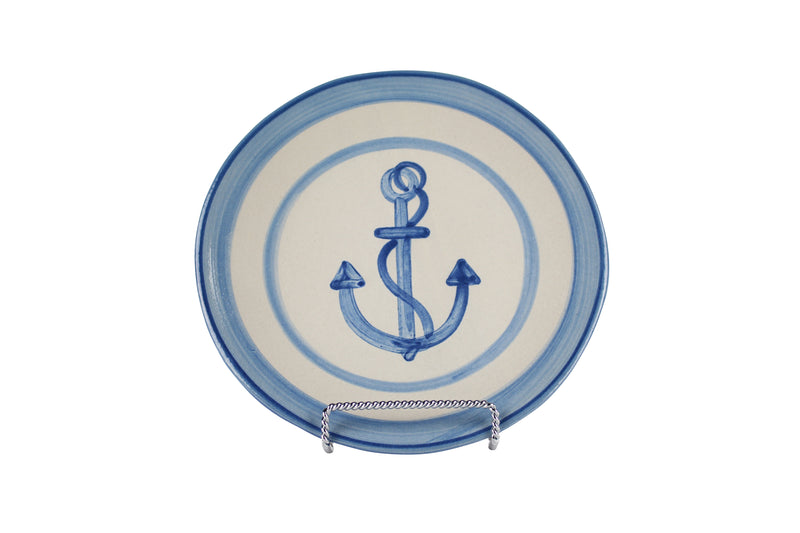 "7.5"" Salad Plate - Anchor"