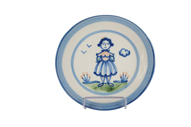 "7.5"" Salad Plate - Wife"