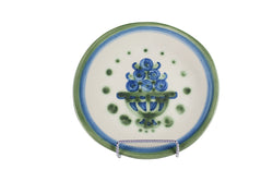 "7.5"" Salad Plate - Bouquet"