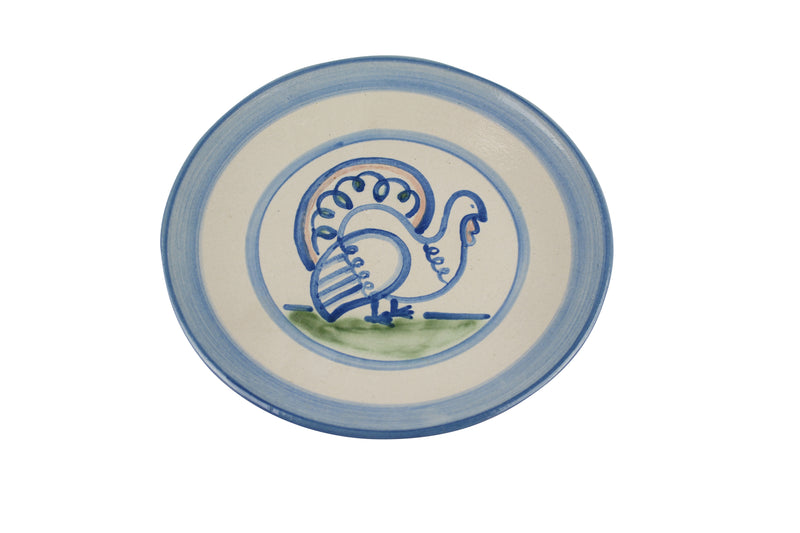 "7.5"" Salad Plate - Turkey"