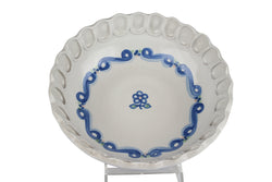 Deep Dish Pie Plate - Bluette