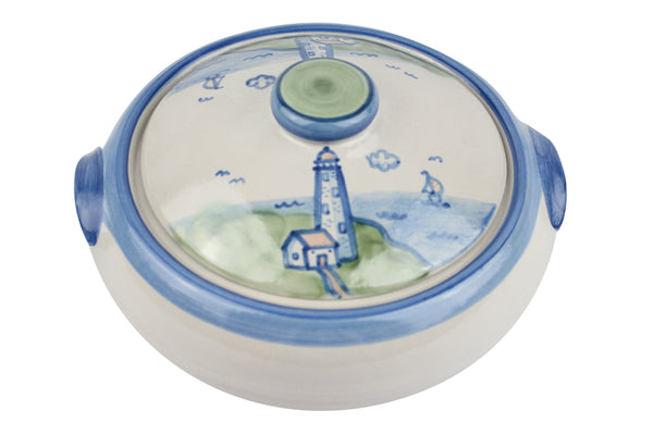 Casserole Dish - Lighthouse