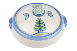 Casserole Dish - Christmas Tree