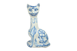 Cat Vase - Facing Left