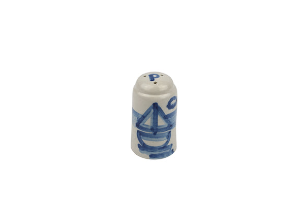 Small Shaker - Pepper Sailboat