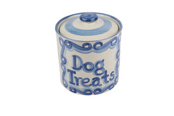 Small Jar w/Lid - Dog Treat