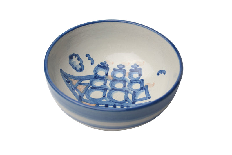 "7"" Deep Bowl - Ship"