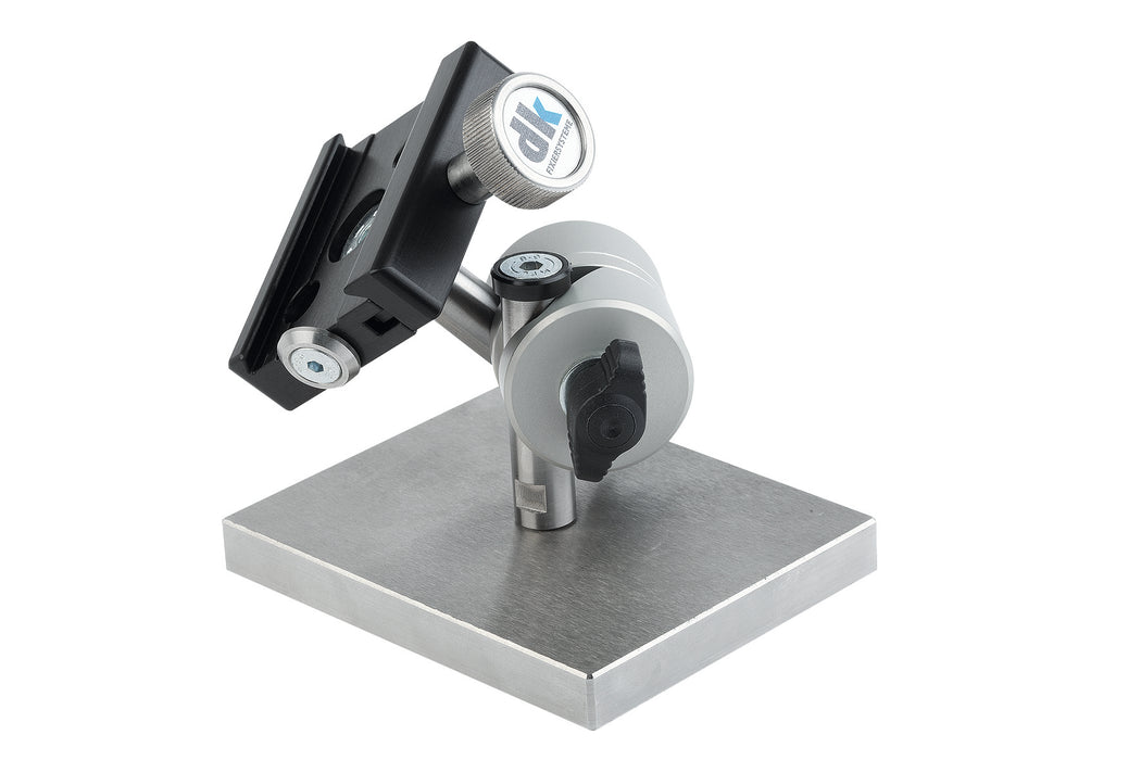 270560 - DK Fixiersysteme SWA39 Quick-action Rotate and Swivel Clamp on Baseplate