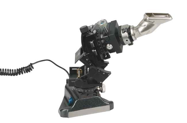 270650 - DK Fixiersysteme SWA39 Quick-action Clamp Swivel with Geared Head Application Examplete