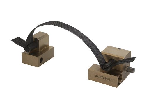 272850 - DK Fixiersysteme Tensioning Extra Strong Strap for CMM V-Blocks Fixture