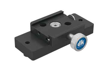 274720 - DK Fixiersysteme SWA39 116mm Quick-action clamp for Alufix 25/ Grid 50