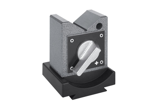 278300 - DK Fixiersysteme CMM SWA39 37mm Switchable Magnetic V-Block