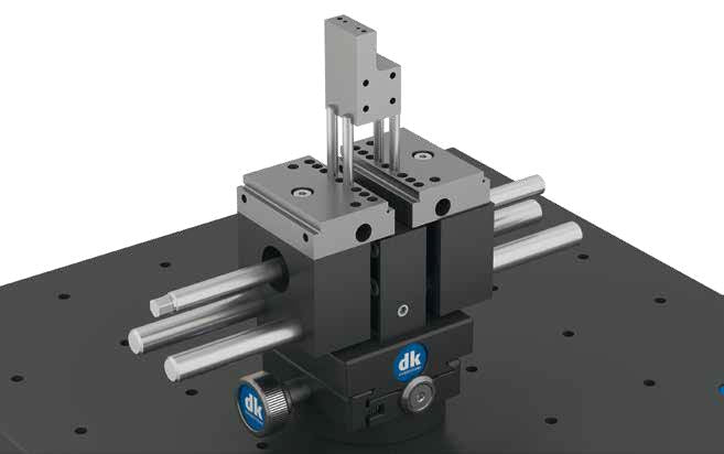 282150 - DK Fixiersysteme SWA39 50 mm Precision Centric Vice Application Example 2