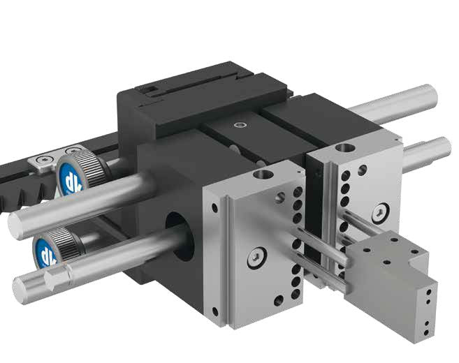 282150 - DK Fixiersysteme SWA39 50 mm Precision Centric Vice Application Example 3