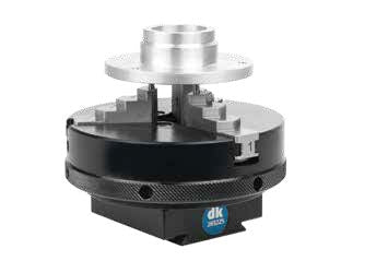 283220 - DK Fixiersysteme SWA39 Precision Three Jaw Chuck 100mm Application Example