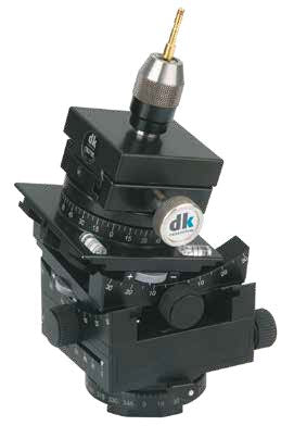 283700 - DK Fixiersysteme SWA39 Precision Mini Chuck Application Example