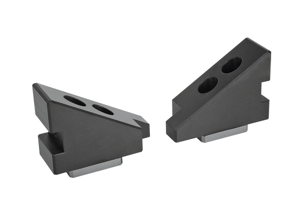 306500 - DK Fixiersysteme CMM 40mm V-Block Halves Pair on T-slot 6