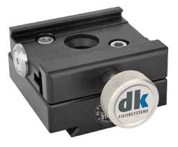 314400 - DK Fixiersysteme SWA39 Quick-action Clamp Rotated 90°