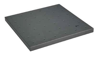 395020 - DK Fixiersysteme Spannfix Eco Baseplate with Tapped Holes 300x300x20