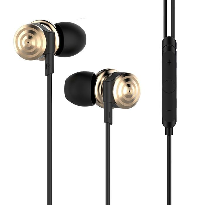 Uiisii Hi-905 Wired In-ear Earphone with Metal Dual Drivers &Hi-Res-Wholesale-Uiisii