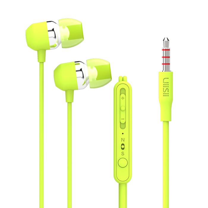 UiiSii U3 Wired Hi-Fi Bass In-Ear mini Earphones With Mic-Wholesale-Uiisii