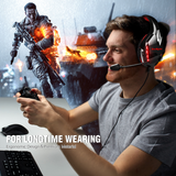 Load image into Gallery viewer, LED Light Display Wintory Soulbytes S11 Gaming Headset