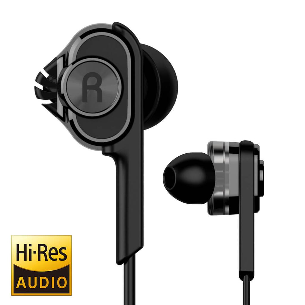UiiSii T6 Deep Bass Dual Driver Noise-isolating Earphones With Mic-Wholesale-Uiisii