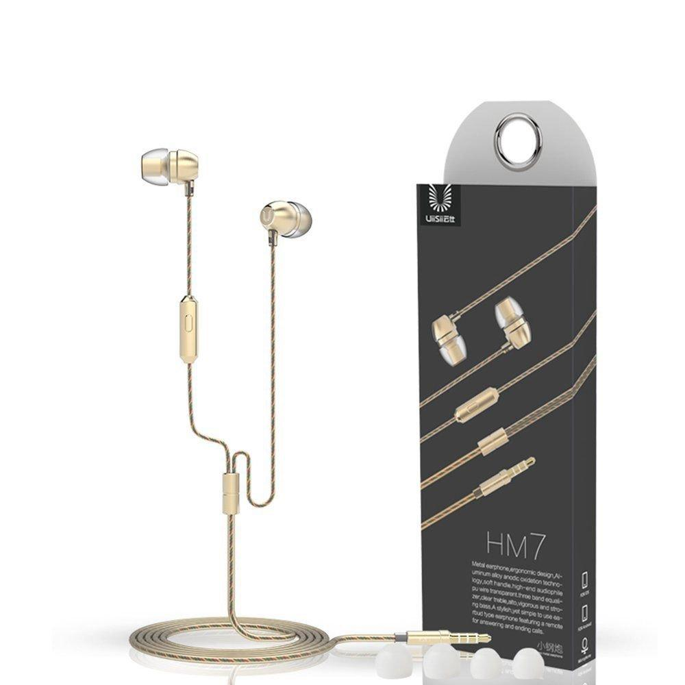 UIISII HM7 In-ear Fragrance Stereo Music Earphones-Wholesale-Uiisii