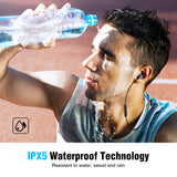 Load image into Gallery viewer, UiiSii BT800J Magnetic Neckband Sports Headphones Wholesale