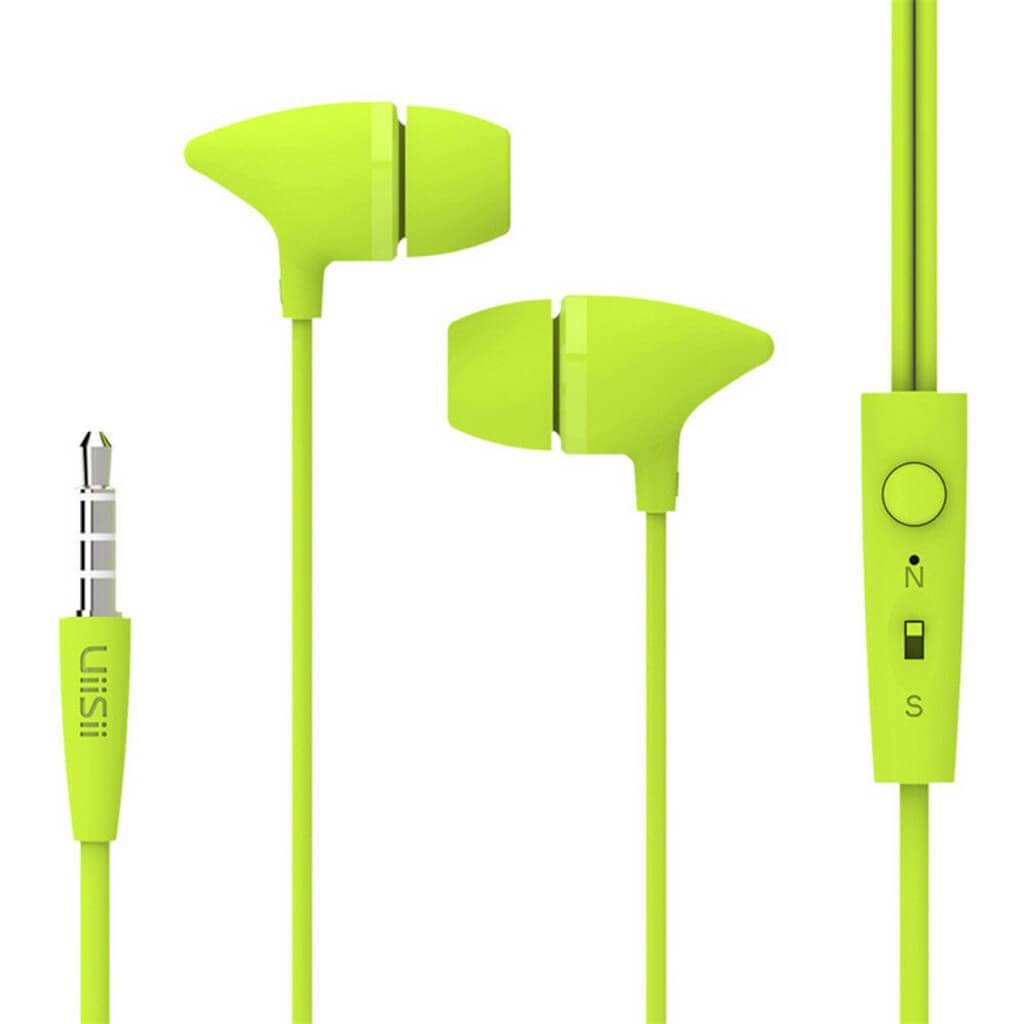 UiiSii C100 Cute Goblin In-ear Earphone with MIC-Wholesale-Uiisii