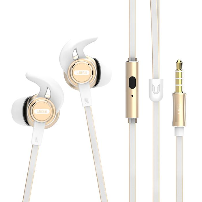 UiiSii GT800 HIFI Stereo Waterproof Earhook Sports Earphones-Wholesale-Uiisii
