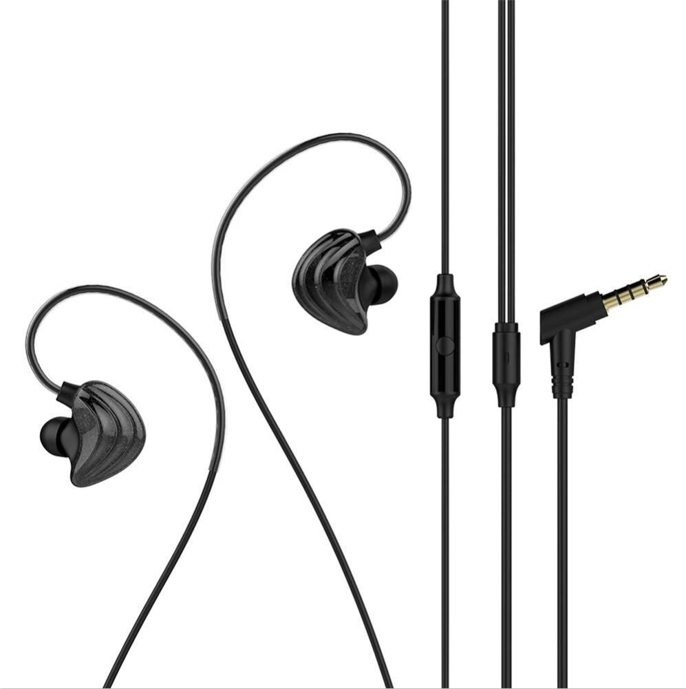 UiiSii CM5 Double Axis Graphene Wired In-ear Earphones-Wholesale-Uiisii