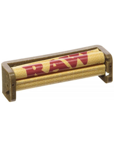 RAW 79mm 1 1/4 Hemp Plastic Cigarette Rolling Machine