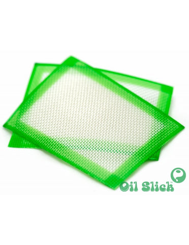 Oil Slick DUO Non-stick Concentrate Pad for Wax Concentrate & Oil