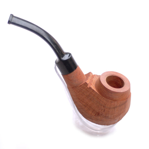 Tobacco Pipe Rosewood- Pre Drilled