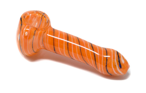"4"" Firt Glass hand Pipe"