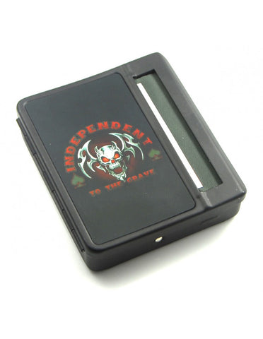 Independent to the grave ,70mm Cigarette roller & case storage