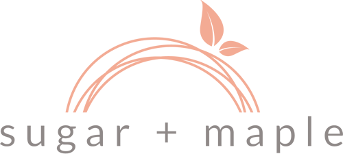 sugar and maple logo