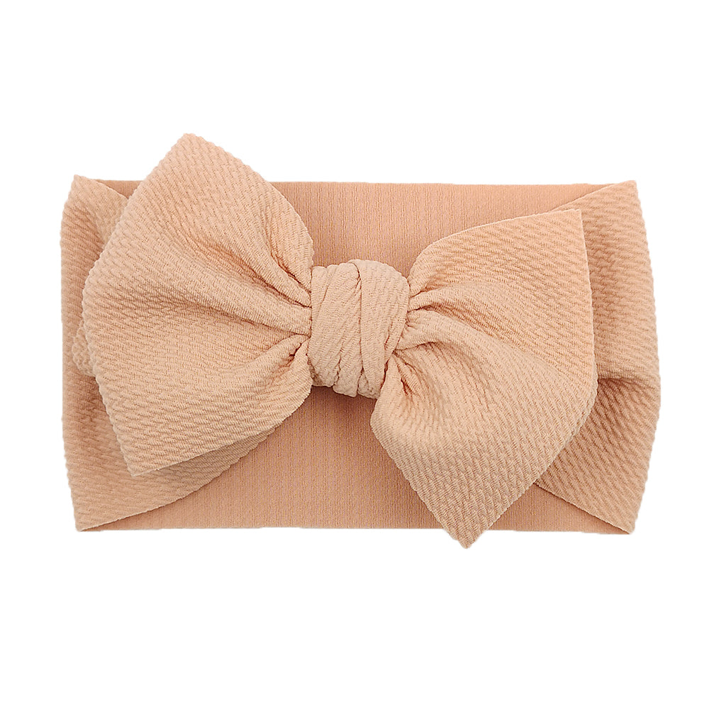 Baby Headwrap- Blush