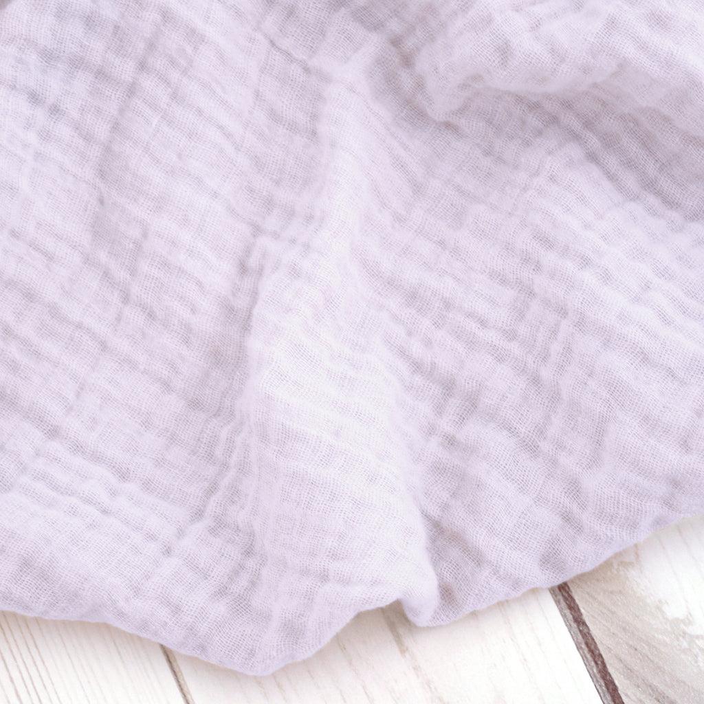 Classic Muslin Swaddle - Lilac