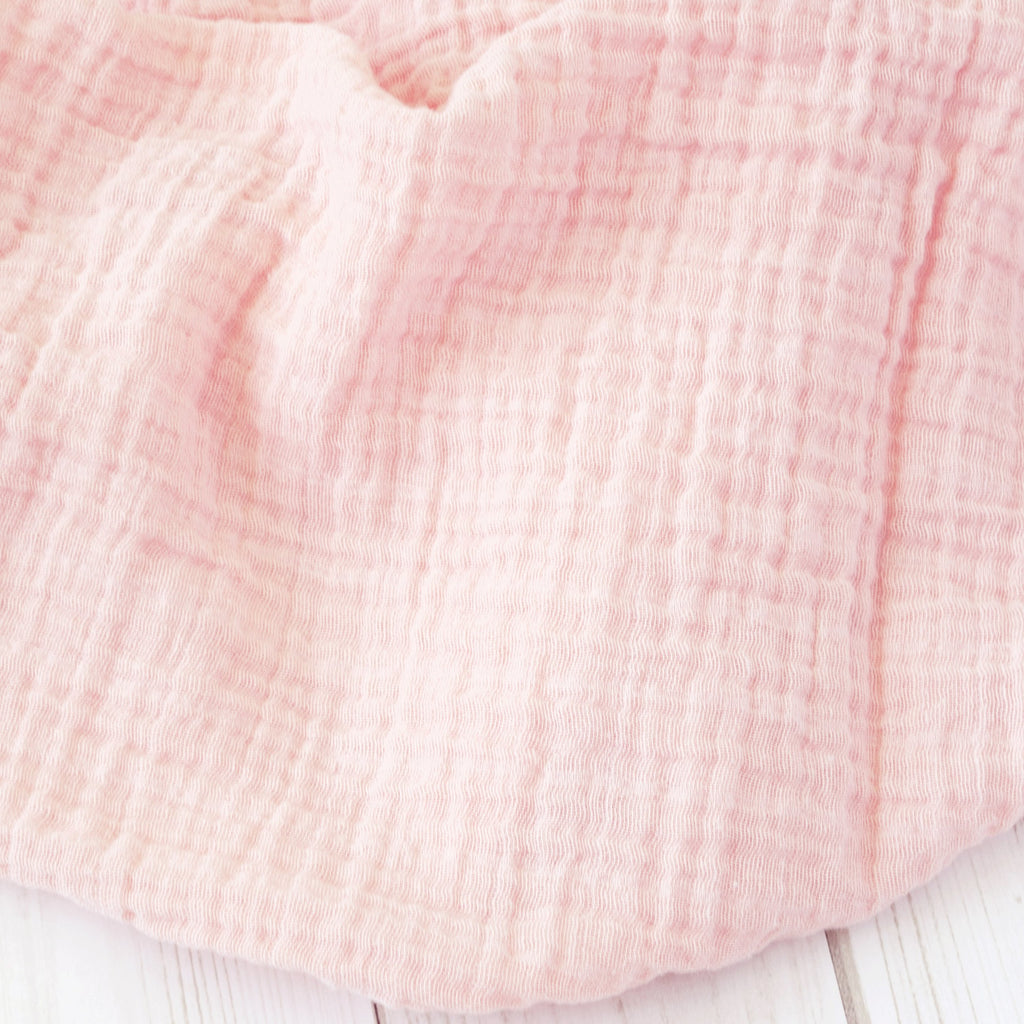 Classic Muslin Swaddle - Shell