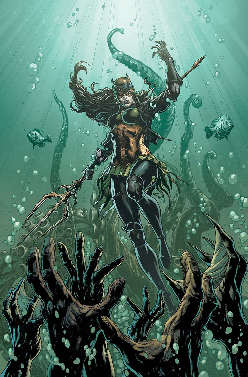 BATMAN THE DROWNED #1