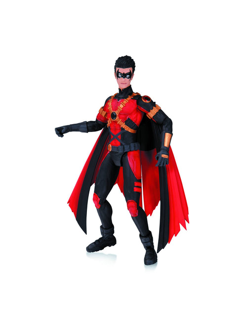 DC COMICS – THE NEW 52: TEEN TITANS RED ROBIN ACTION FIGURE