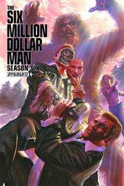 THE SIX MILLION DOLLAR MAN: SEASON 6 #4