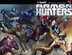 ARMOR HUNTERS #1 (OF 4)