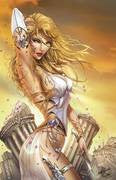GRIMM FAIRY TALES PRESENTS GODSTORM: AGE OF DARKNESS ONE-SHOT