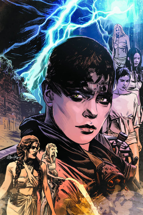 MAD MAX: FURY ROAD—FURIOSA #1