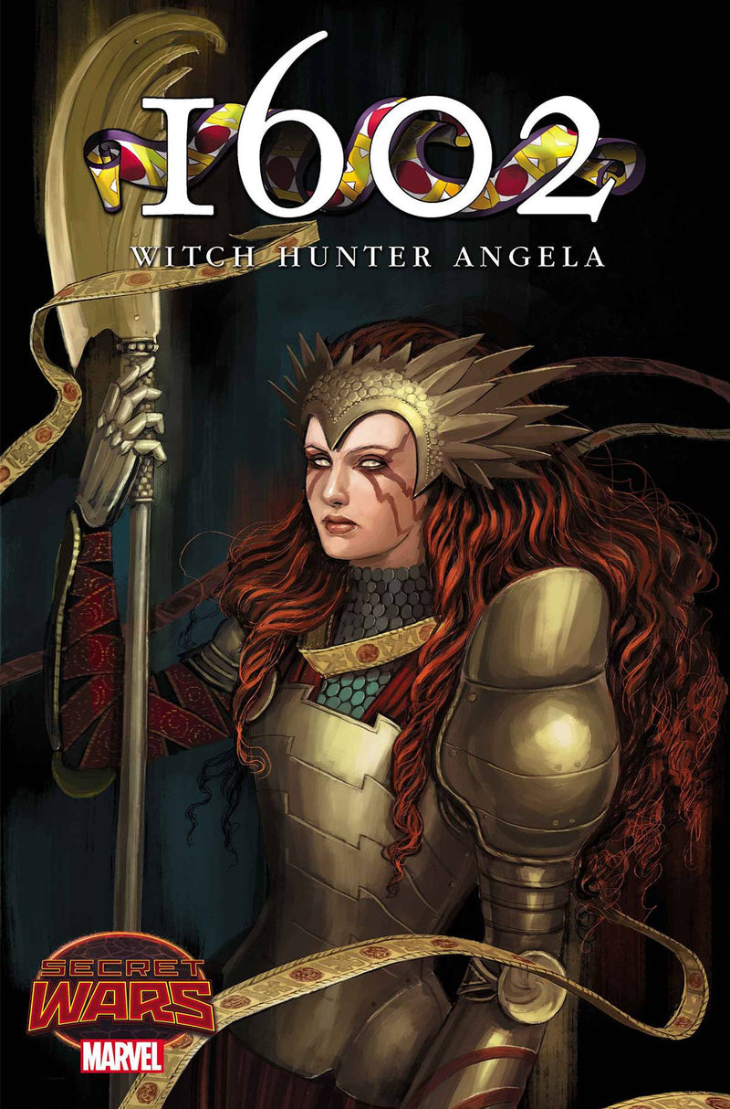 1602: WITCH HUNTER ANGELA #1